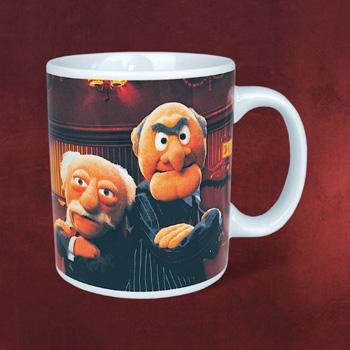 Muppets - Waldorf & Statler Tasse