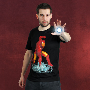 Iron Man - Fist T-Shirt