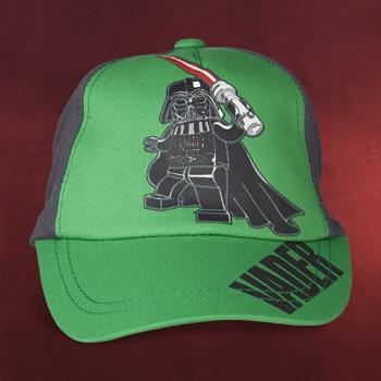 LEGO Star Wars - Darth Vader Basecap für Kinder grün