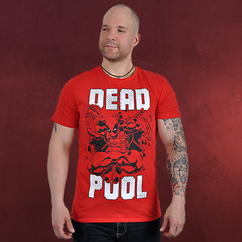Deadpool - Jump T-Shirt