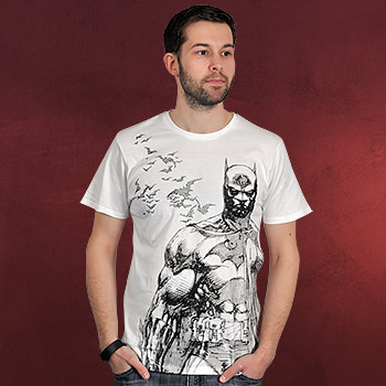 Batman - Bat Fly T-Shirt