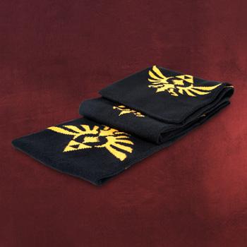 Zelda - Triforce Logo Schal