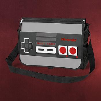 Nintendo - Controller Umh�ngetasche mit Wendemotiv