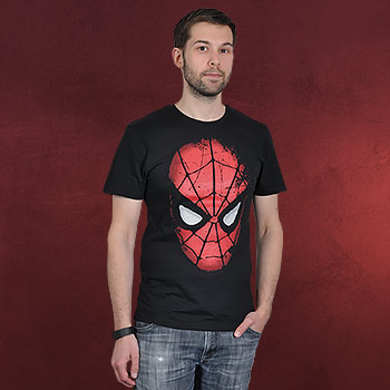Spider-Man - Big Face T-Shirt