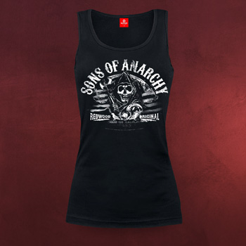 Sons of Anarchy - Charming Tank Top