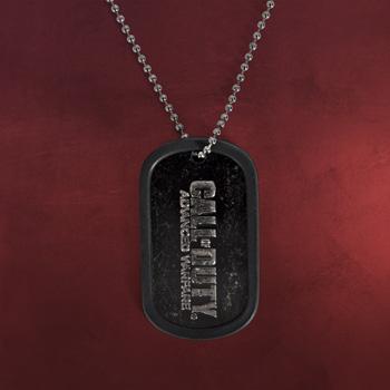 Call of Duty - Advanced Warfare Dog-Tag Kette
