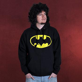 Batman - Classic Logo Kappu-Jacke