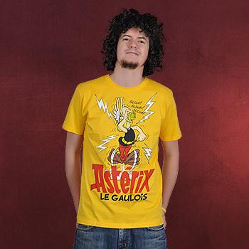 Asterix - Der Gallier T-Shirt gelb