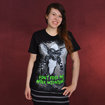 Gremlins - After Midnight T-Shirt schwarz