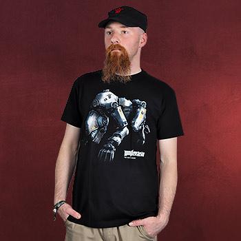 Wolfenstein - Panzerhund T-Shirt