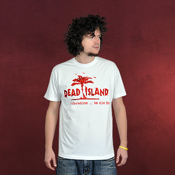 Dead Island - Paradise T-Shirt weiß