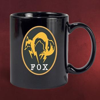 Metal Gear - Solid Ground Zeroes Fox Tasse