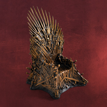 Game of Thrones - Der Eiserne Thron Sammlerstatue Bronze