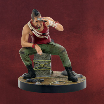 Far Cry 3 - Vaas Montenegro Statue