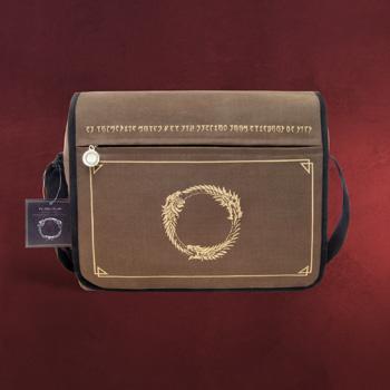 The Elder Scrolls - Ouroboros Online Messenger Bag