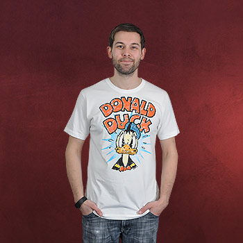 Disney - Donald Duck T-Shirt creme