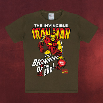 Iron Man - Invincible Kinder T-Shirt