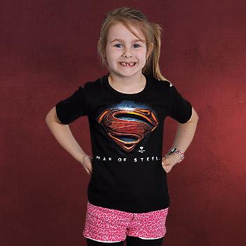 Superman - Man of Steel Kinder T-Shirt