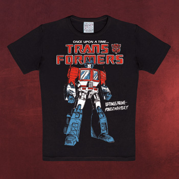Transformers - Powermaster Kinder T-Shirt