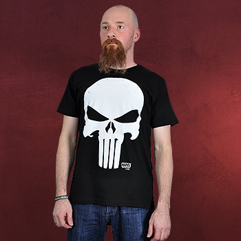 Marvel - Punisher T-Shirt schwarz