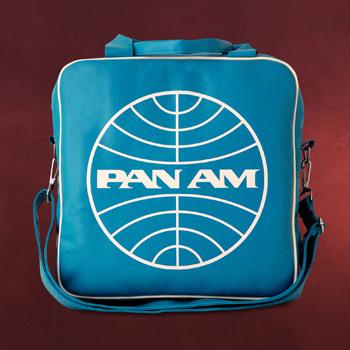 PAN AM - Logo Record Bag t�rkis