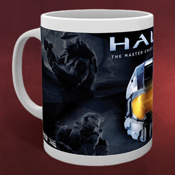 Halo - Master Chief Tasse