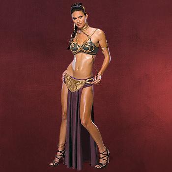 Star Wars - Prinzessin Leia Slave Kostüm