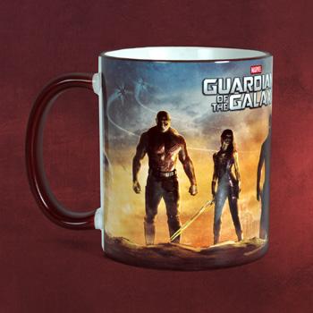 Guardians of the Galaxy - Xandar Tasse