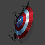 Avengers - Age of Ultron - Captain Shield T-Shirt