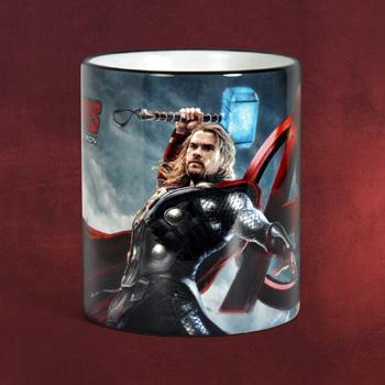 Avengers - Thor Tasse schwarz