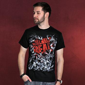 Walking Dead - Walker Horde T-Shirt