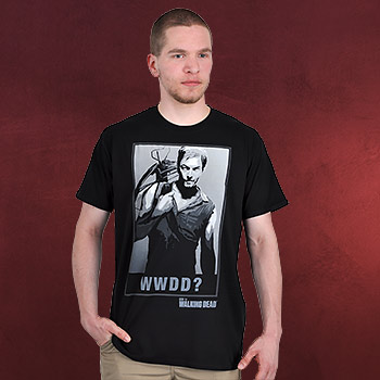 Walking Dead - WWDD? T-Shirt