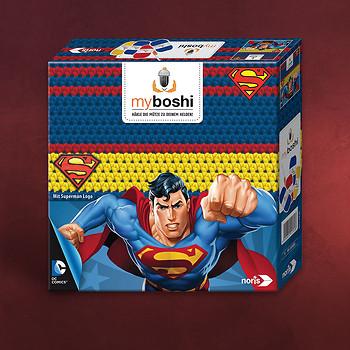Superman - Häkelmütze zum Selberhäkeln