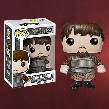 Game of Thrones - Samwell Tarly Mini-Figur