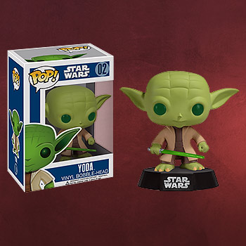 Star Wars - Yoda Mini-Figur