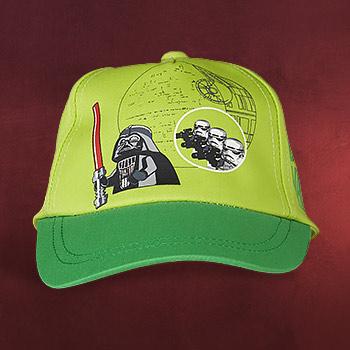 LEGO Star Wars - Darth Vader Kinder Base Cap grün
