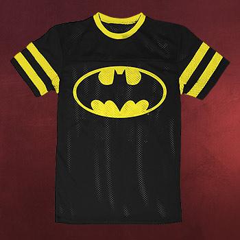 Batman - Logo Sport-Style T-Shirt schwarz