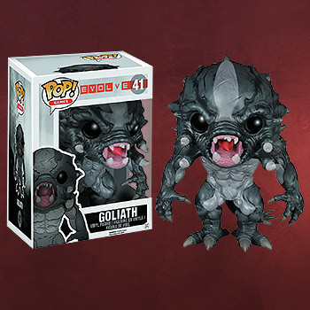 Evolve - Goliath Figur