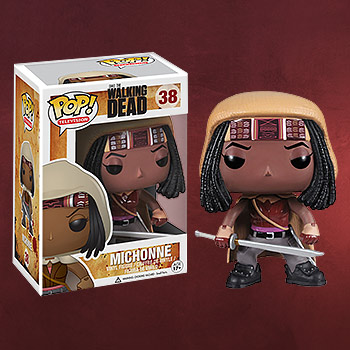 Walking Dead - Michonne Mini-Figur