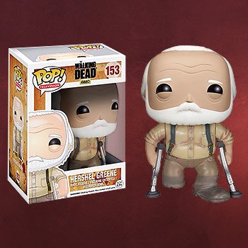 Walking Dead - Hershel Greene Mini-Figur