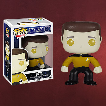 Star Trek - Data Mini-Figur