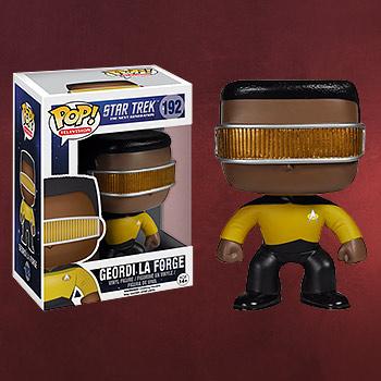 Star Trek - Geordie Mini-Figur