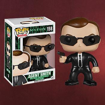 Matrix - Agent Smith Mini-Figur