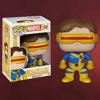 X-Men - Cyclops Mini-Figur