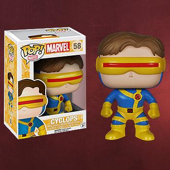 X-Men - Cyclops Mini-Figur