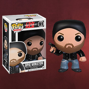 Sons of Anarchy - Opie Winston Mini-Figur