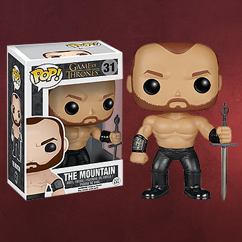 Game of Thrones - The Mountain Mini-Figur