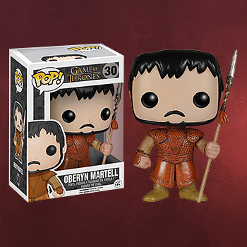 Game of Thrones - Oberyn Martell Mini-Figur