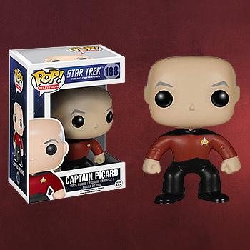 Star Trek - Captain Picard Mini-Figur