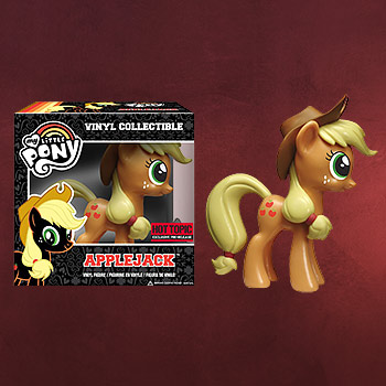 My Little Pony - Applejack Vinyl Figur 12cm